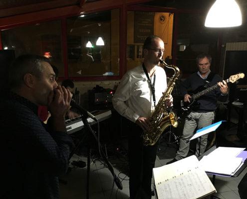 Concert au bar solidaire le Ti'Boussa à Avranches