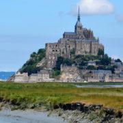 Le Mont-Saint-Michel et le Couesnon