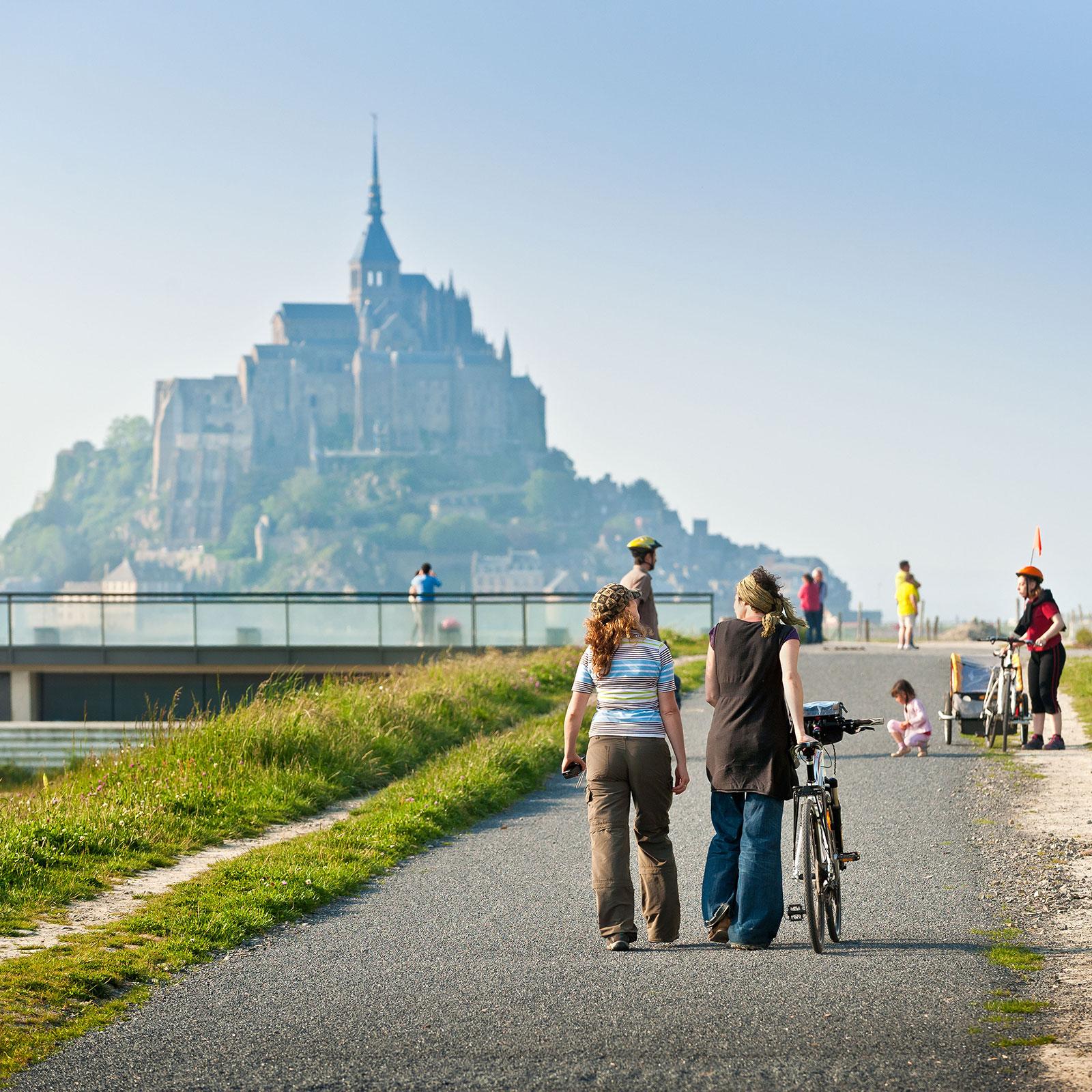 Week ends Mont Saint Michel Tout pris Tryvell