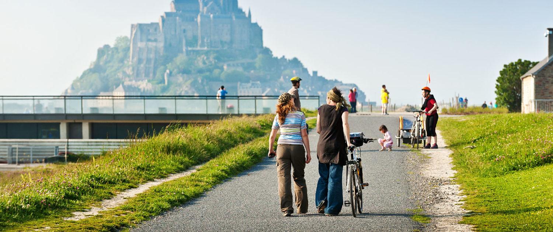Balade au Mont-Saint-Michel