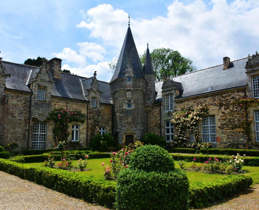 Le Châteu de Rochefort-en-Terre