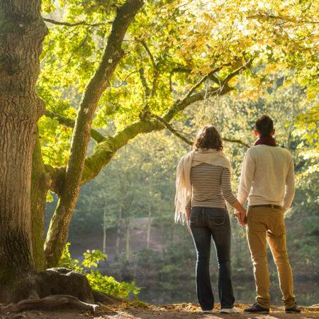 Balade en amoureux dans la Forêt de Brocéliande