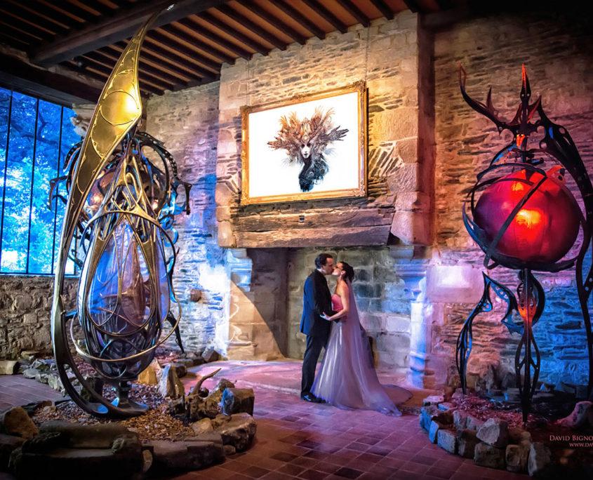 Visite du musée Naïa en amoureux