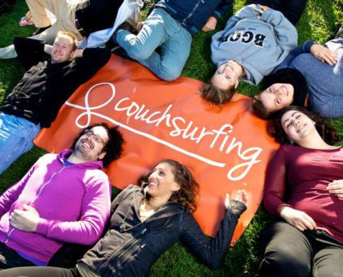 Couchsurfing, voyage et partage