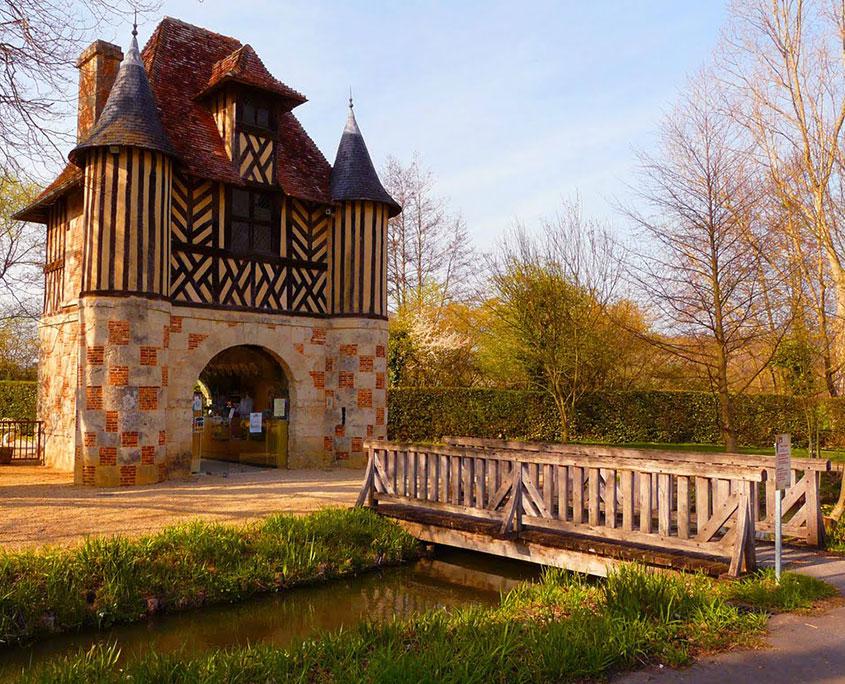 Le Château de Crèvecoeur