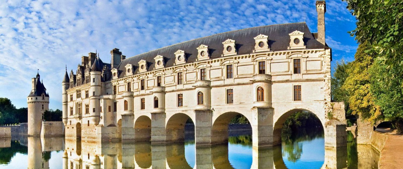 Château sur l'eau de Chenonceau