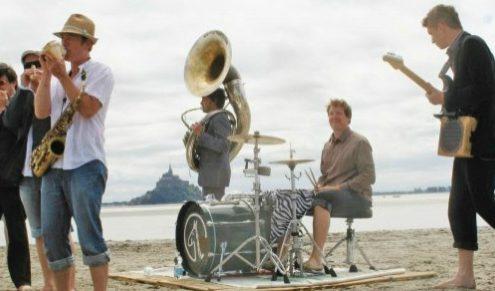 Concert Jazz en Baie du Mont-Saint-Michel