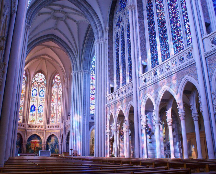La basilique de Pontmain