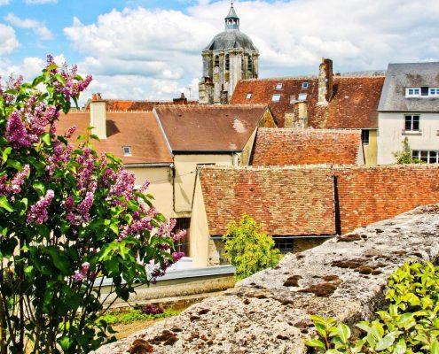 Bellême l'un des villages préférés des Français
