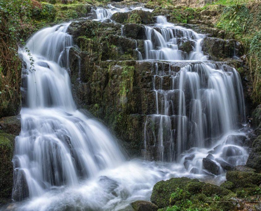 Les cascades de Mortain