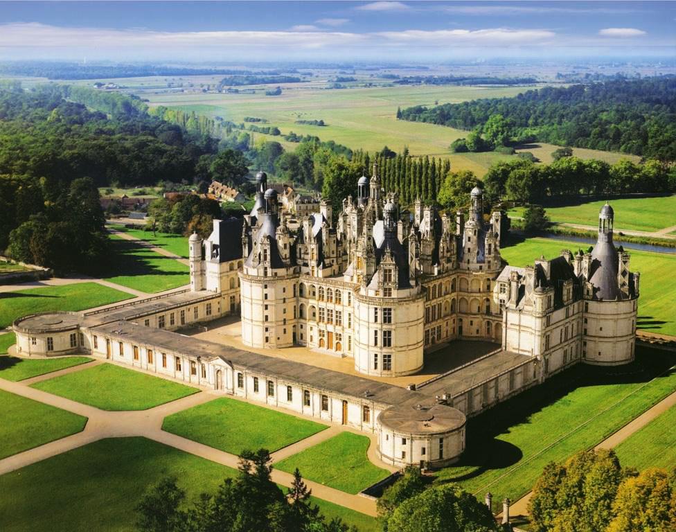 Top 10 des plus beaux ch teaux de la loire tryvell vivez l 39 authenticit - Les plus beaux jardins des chateaux de la loire ...