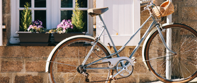 Balade à vélo dans les villages autour du Mont-Saint-Michelichel
