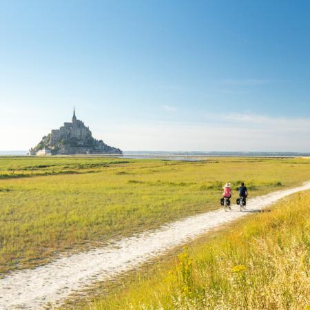 Séjour vélo au Mont-Saint-Michel